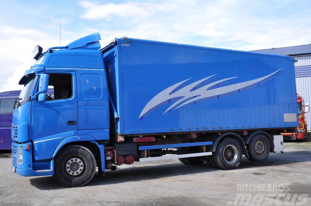Volvo FH520 6X2