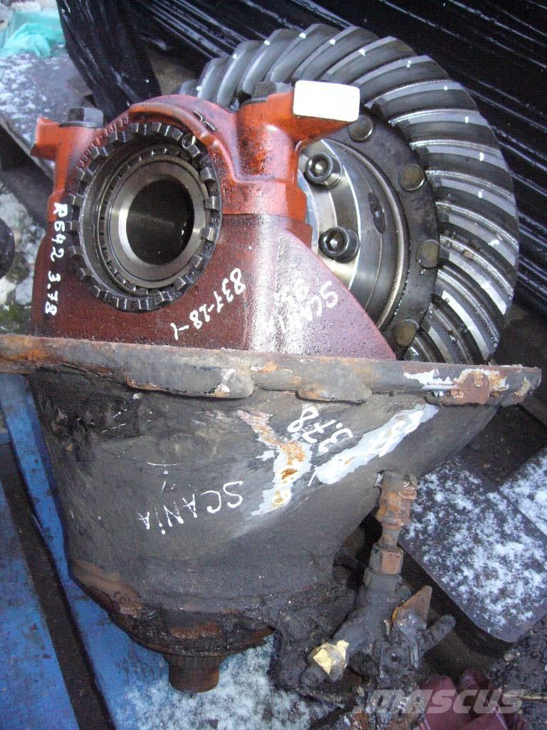 Scania 93 R642 3.78 differential