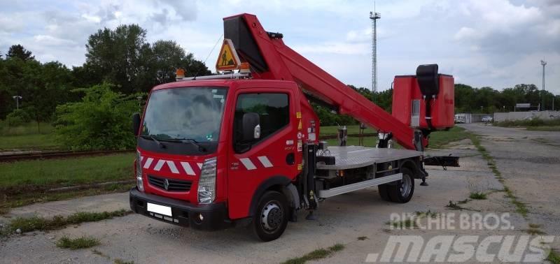 Renault Maxity ISOLI PT200 - 20m