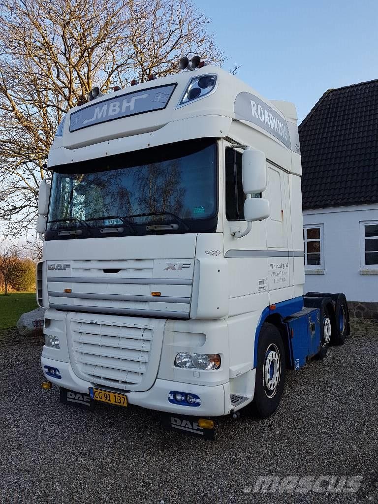 used daf xf 105 tractor units year 2007 price 15 763. Black Bedroom Furniture Sets. Home Design Ideas