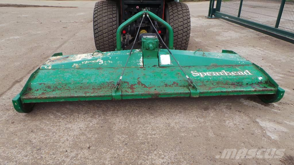 Spearhead 9' Topper Mower