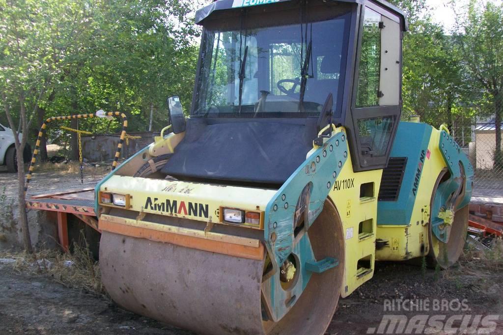 Ammann AV 110X
