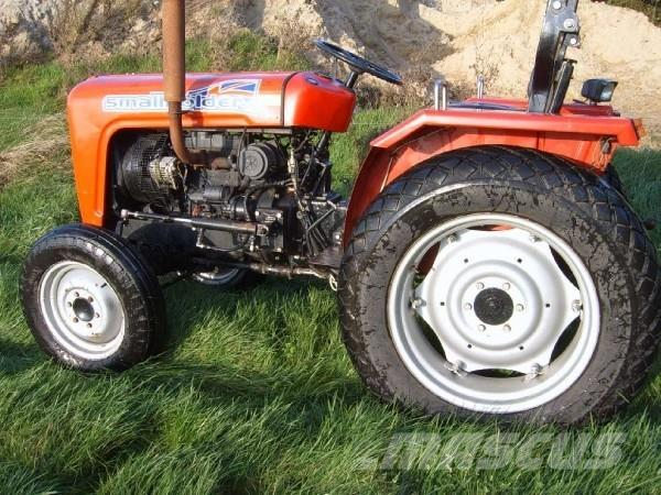 Holder -small-mini-tractor, Nederland, Jaar: 1999 ...