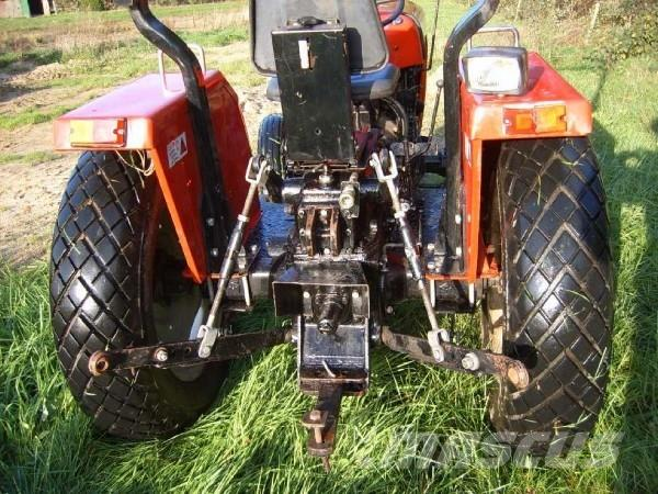 Holder Small Holder mini tractor, 1999, Traktorer