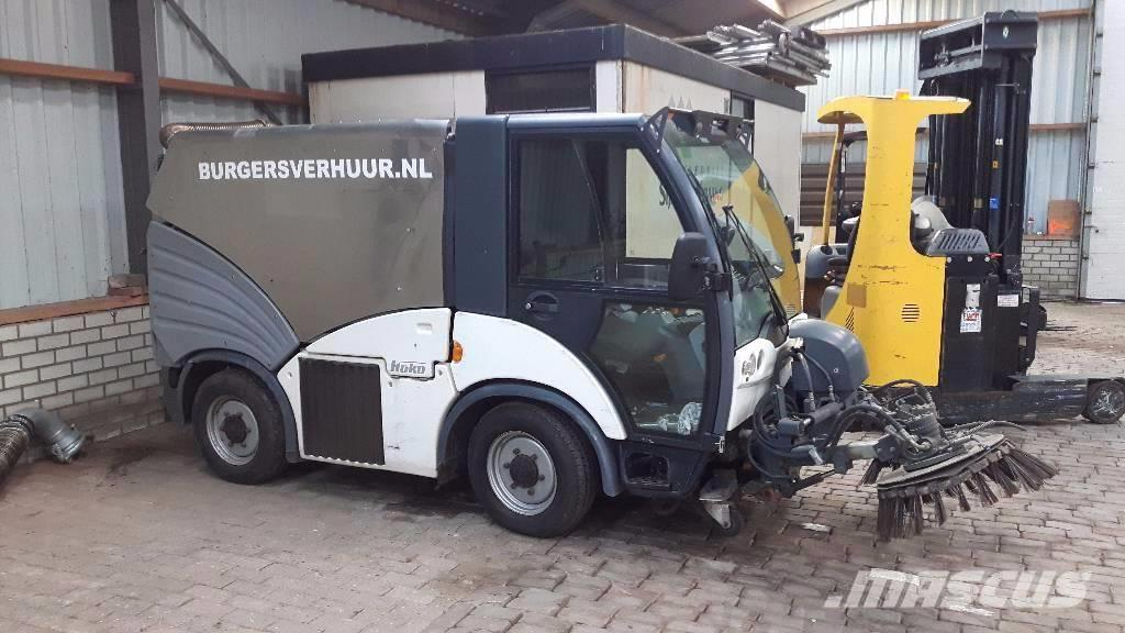 used hako citymaster 2000 sweepers year 2006 price 15 386 for sale mascus usa. Black Bedroom Furniture Sets. Home Design Ideas