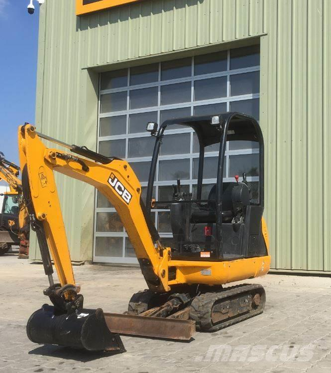JCB 8014 CTS Choice / Mehrere