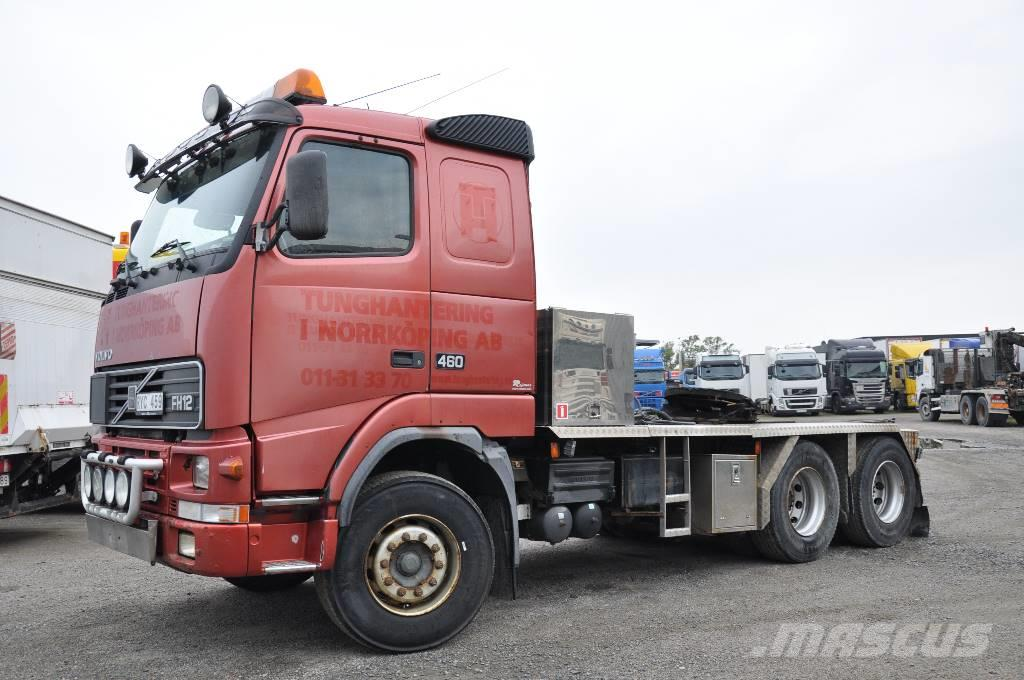Volvo FH12 6X4 460 Manuell