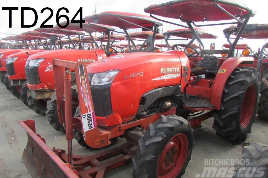 Kubota L 4708 DT