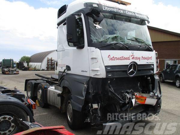 Mercedes-Benz ACTROS 2545 EURO 5