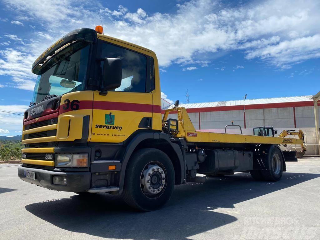 Scania 94 L 4 X2