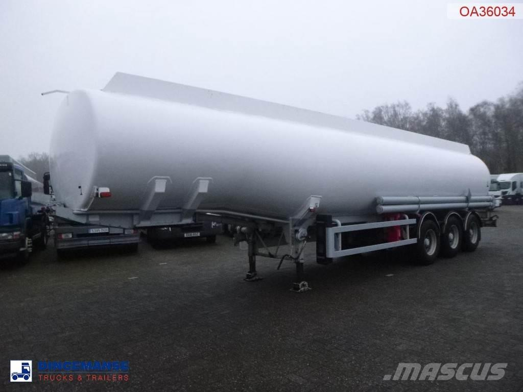 [Other] BSLT Fuel tank alu 40.2 m3 / 9 comp ADR VALID 04/2