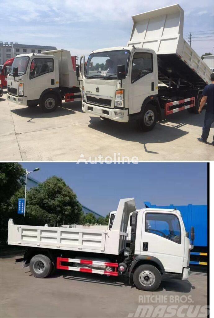 Howo 5 Tons dump truck 2021