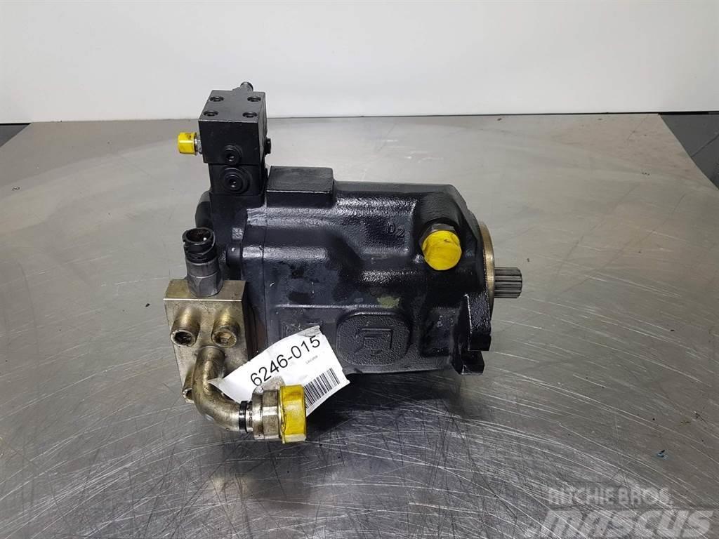 Terex TL260-Casappa LVP75D-06S7-LMF-Load sensing pump