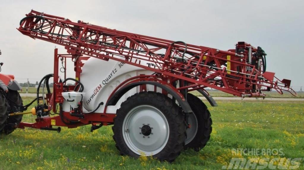 Farm Gem Quartz 3000 l Opryskiwacz/ Sprayer/ Опрыск