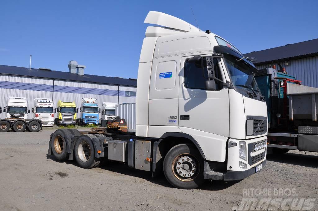 Volvo FH 6*2  460