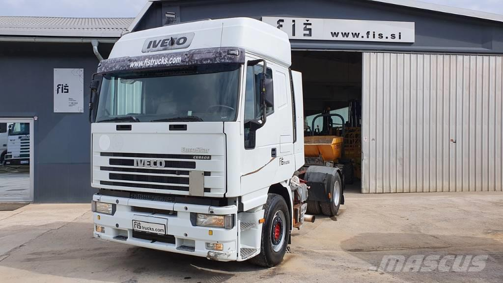 Iveco EUROSTAR 440E43 4X2 tractor unit