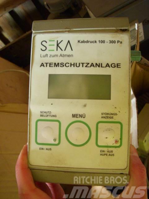 Seka (442) Schutzbelüftung SBA 80