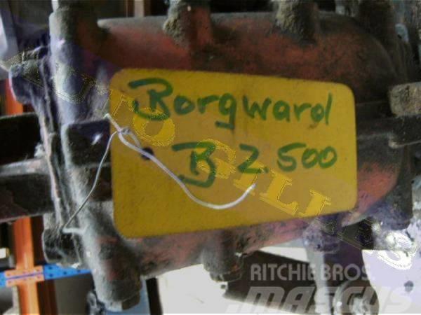 Borgward B 2500 / B2500, 1965, Växellådor