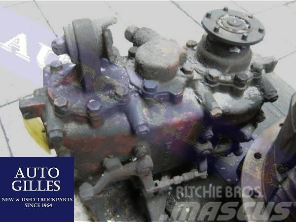 [Other] Borgward B 2500 / B2500 Verteilergetriebe