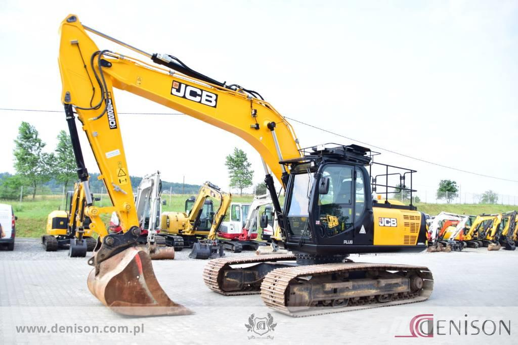 JCB JS 220 LC Plus