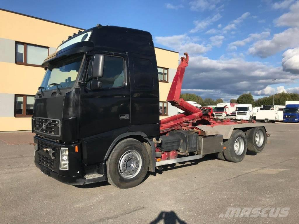 Volvo FH12 6X2 + MANUAL