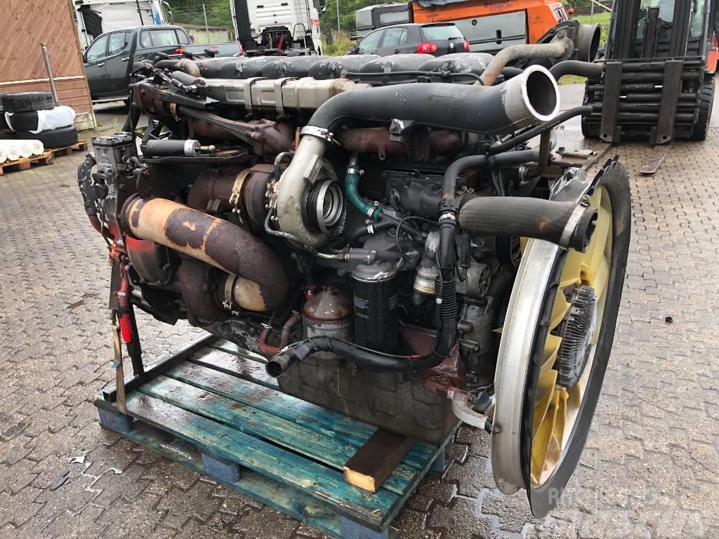 Scania DT1217 / 480 HP - EURO 4  - HPI