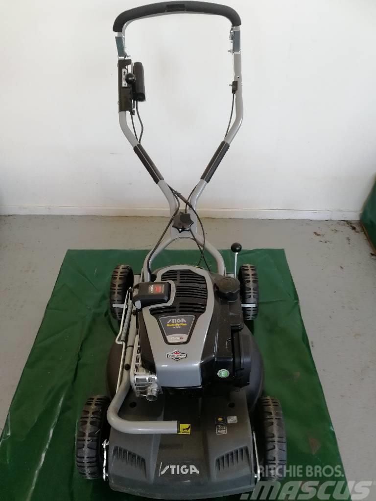 Stiga Multiclip Plus 50 SE  sähköstartilla UUSI