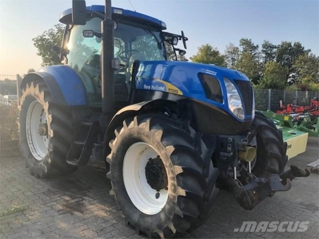 New Holland T 7050 PC
