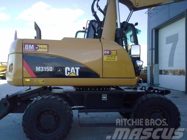 Caterpillar M 315 D