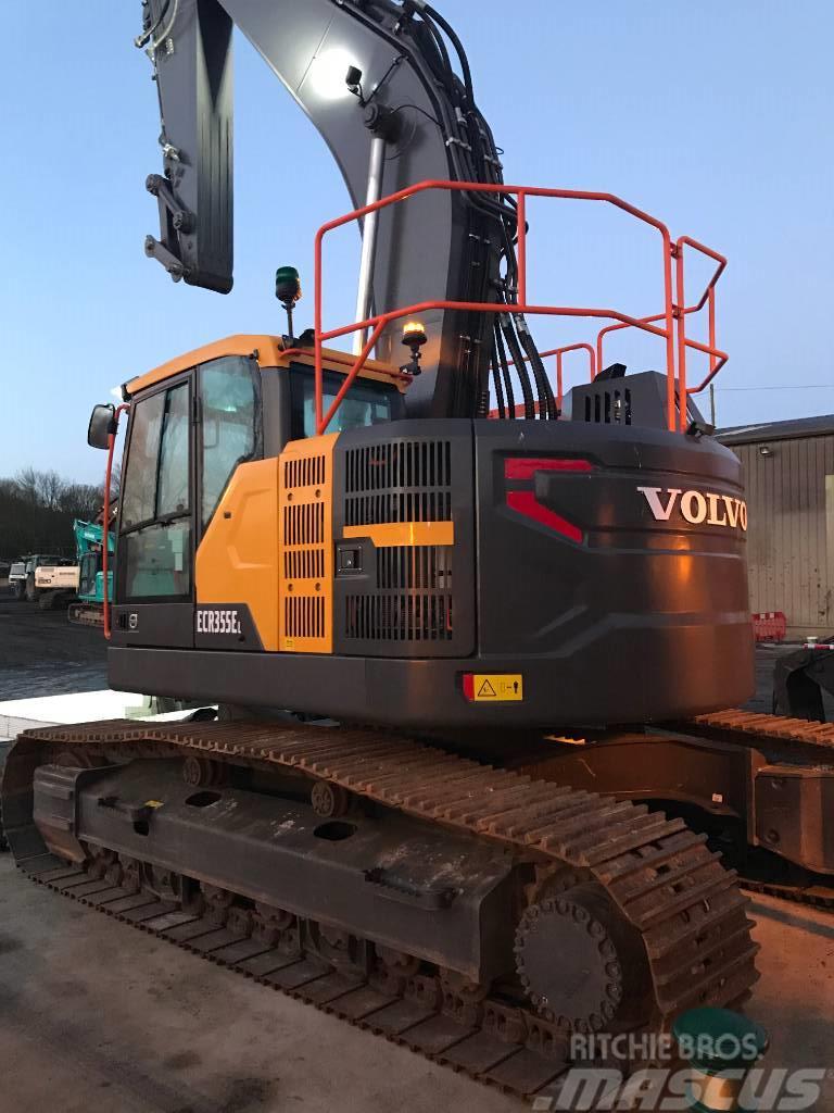 Volvo ECR355EL