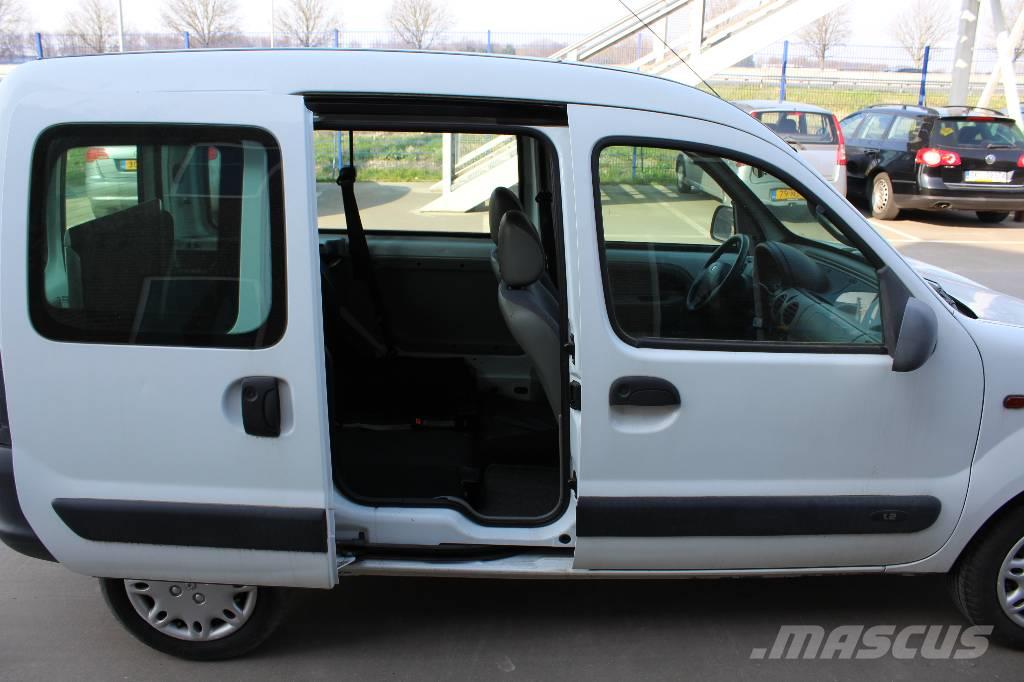 used renault kangoo invalide vervoer cars year 2002 price 6 030 for sale mascus usa. Black Bedroom Furniture Sets. Home Design Ideas