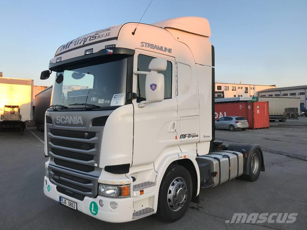 Scania R 450 STREAM LINE/TOP!!