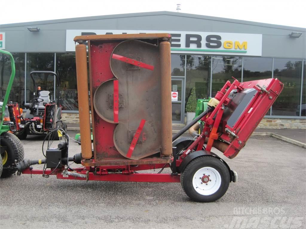 Progressive Mower TDR 15