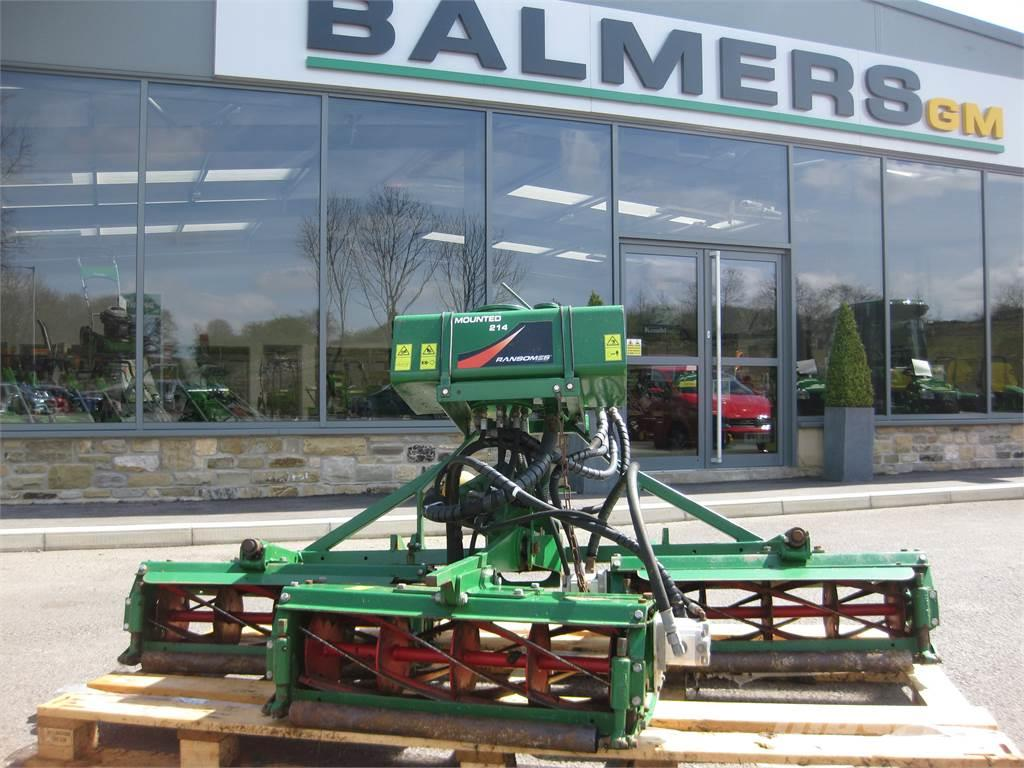 Ransomes 214