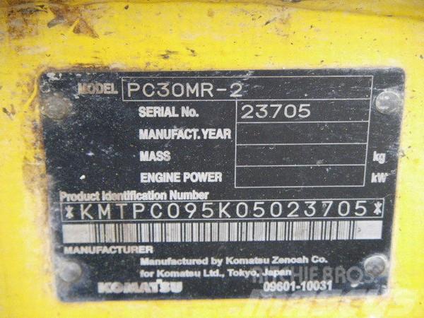Komatsu PC30MR-2
