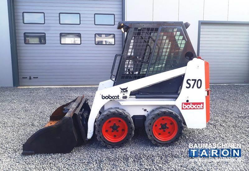 Bobcat S70 (wie 553 S100 CAT 216 463 453 SL1635 SL1640)