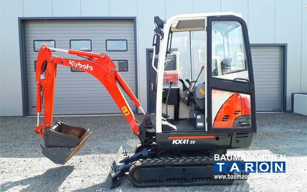 Kubota KX41-3V (wie KX018 KX016 KX019 EC18 TC218)