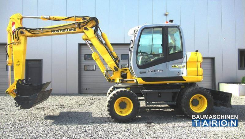 New Holland MH 3.6 ( wie TW110 PW110 MH2.6 A312 A311 WX125)