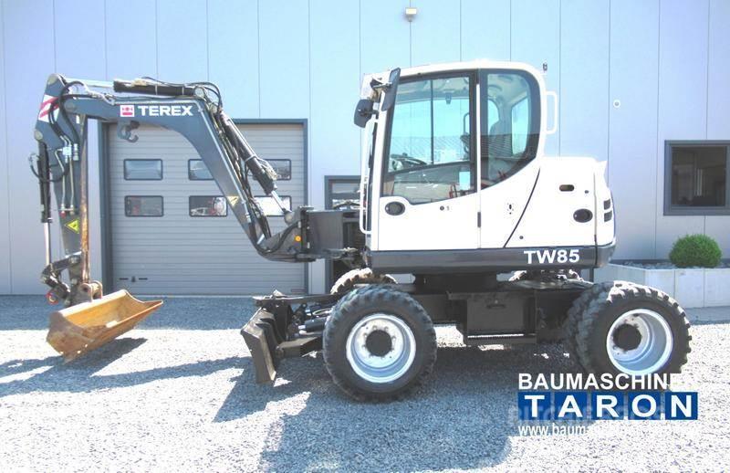 Terex TW85 (wie TW75 TB175W 9503 9503 TW110)