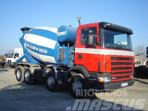 Scania 124 C 420