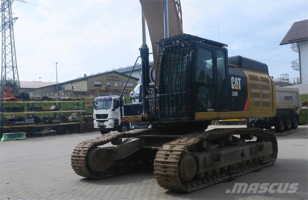 Caterpillar CAT 349 EL