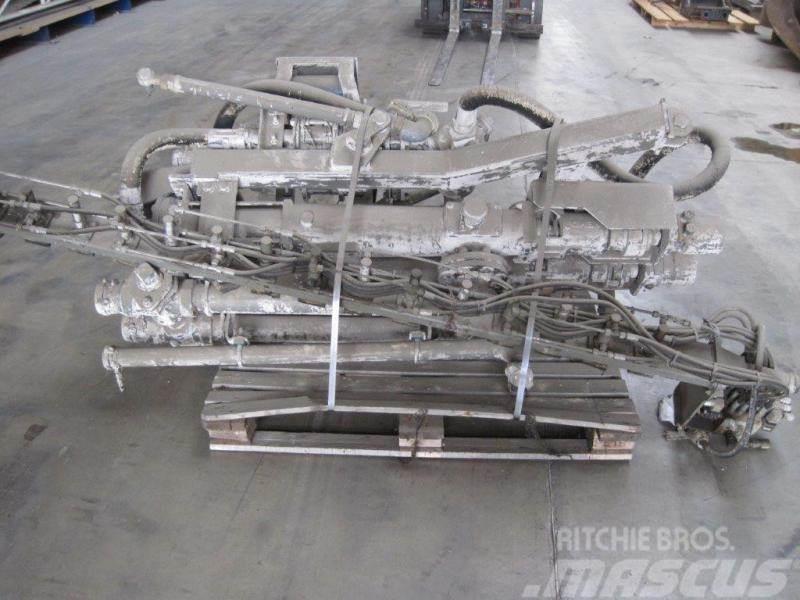 Wirtgen Asphaltspritzvorrichtung für WR2500