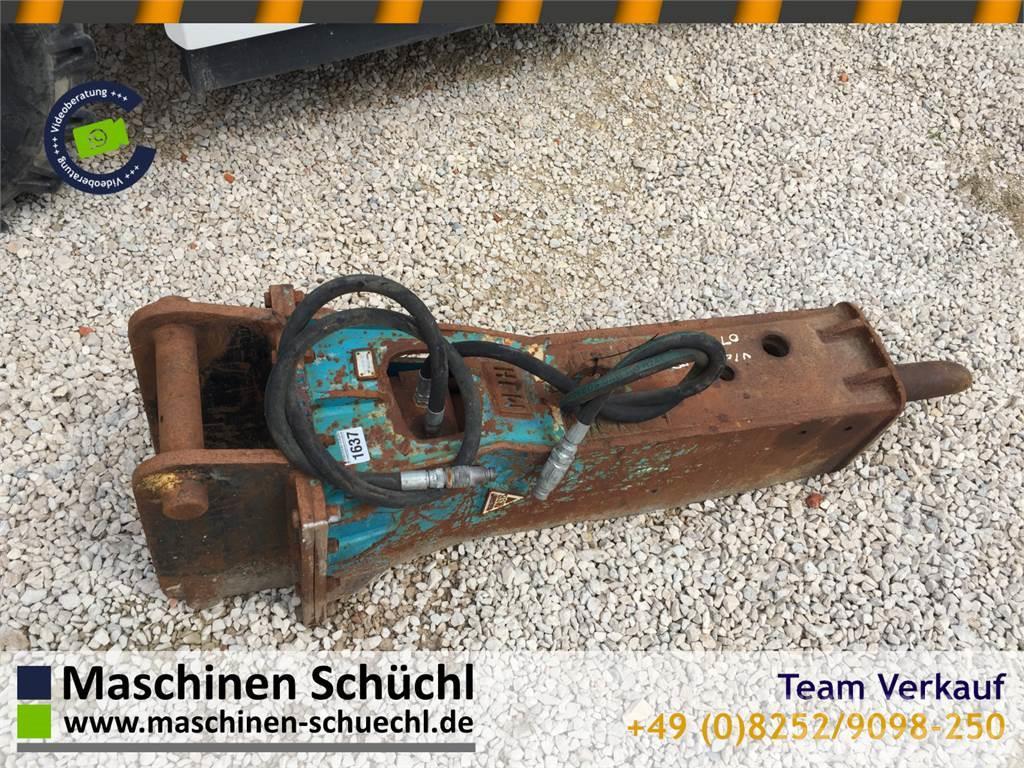 MSB Abbruchhammer MSB 400, 670kg für 10-15 to Bagger