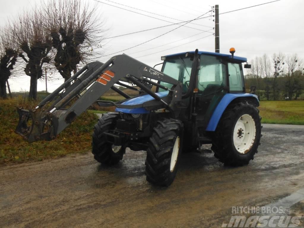 New Holland TL100