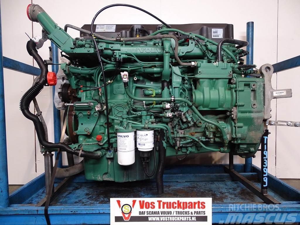 Volvo D11C-450S EUV VEB