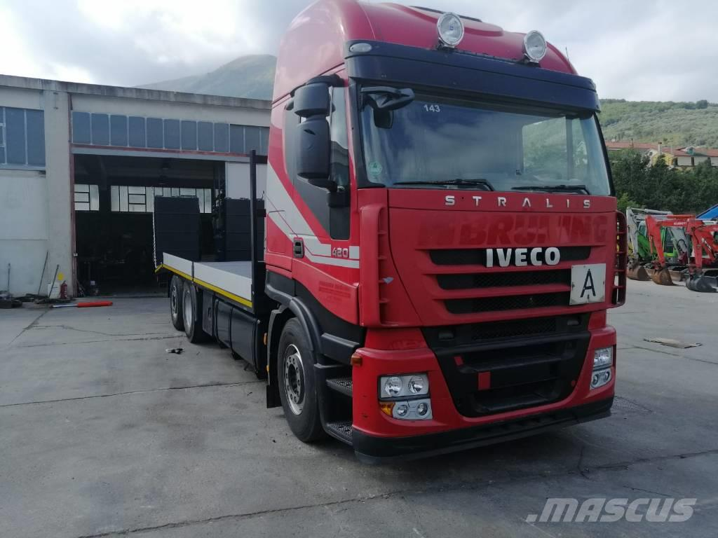 Iveco STRALIS AS260S42 COD.INT. CP 1372