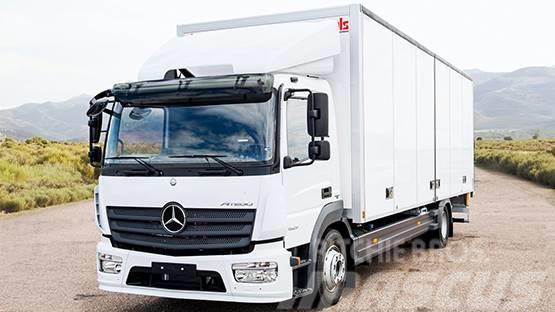 Mercedes-Benz Atego 1523 L -  Transportskåp - PLS