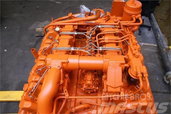 Scania DI14, 2012, Motorer
