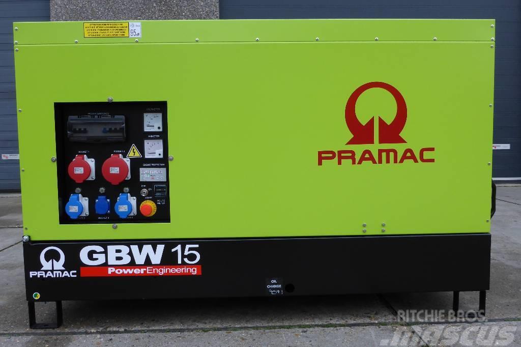 Pramac GBW 15 KVA - Perkins