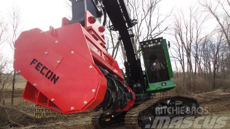 Fecon Bh80exc Sd Excavator Mulching Attachment For Sale